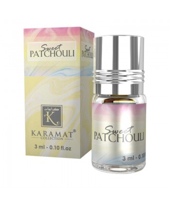 Musk Sweet Patchouli 3ml | Karamat Collection