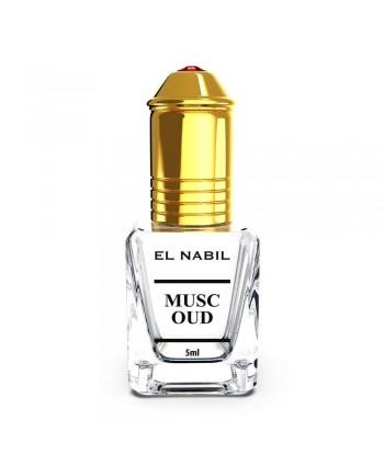 Musc El Nabil Oud 5ml