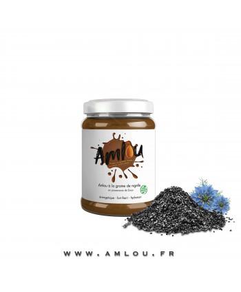Amlou amandes et graines de nigelle habachia 200g