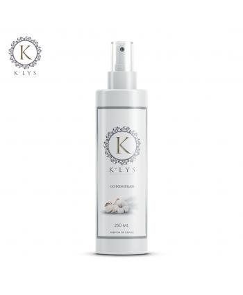 Parfum d'intérieur coton frais 250ml | K-lys