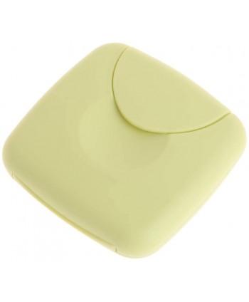 Boîte à tampon verte