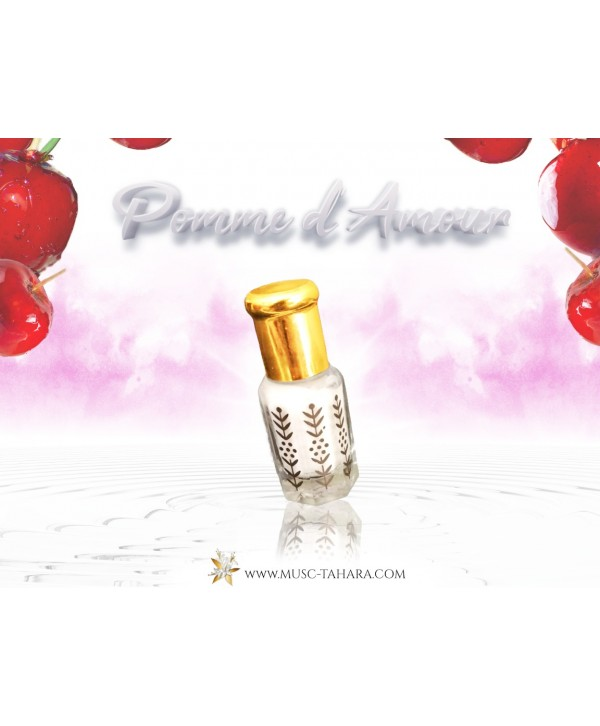 Musc Tahara pomme d'amour 3ml