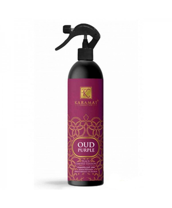Parfum d'intérieur Oud Purple 500ml | Karamat Collection